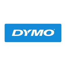 Dymo Schriftband 40914 Blue White (S0720690)